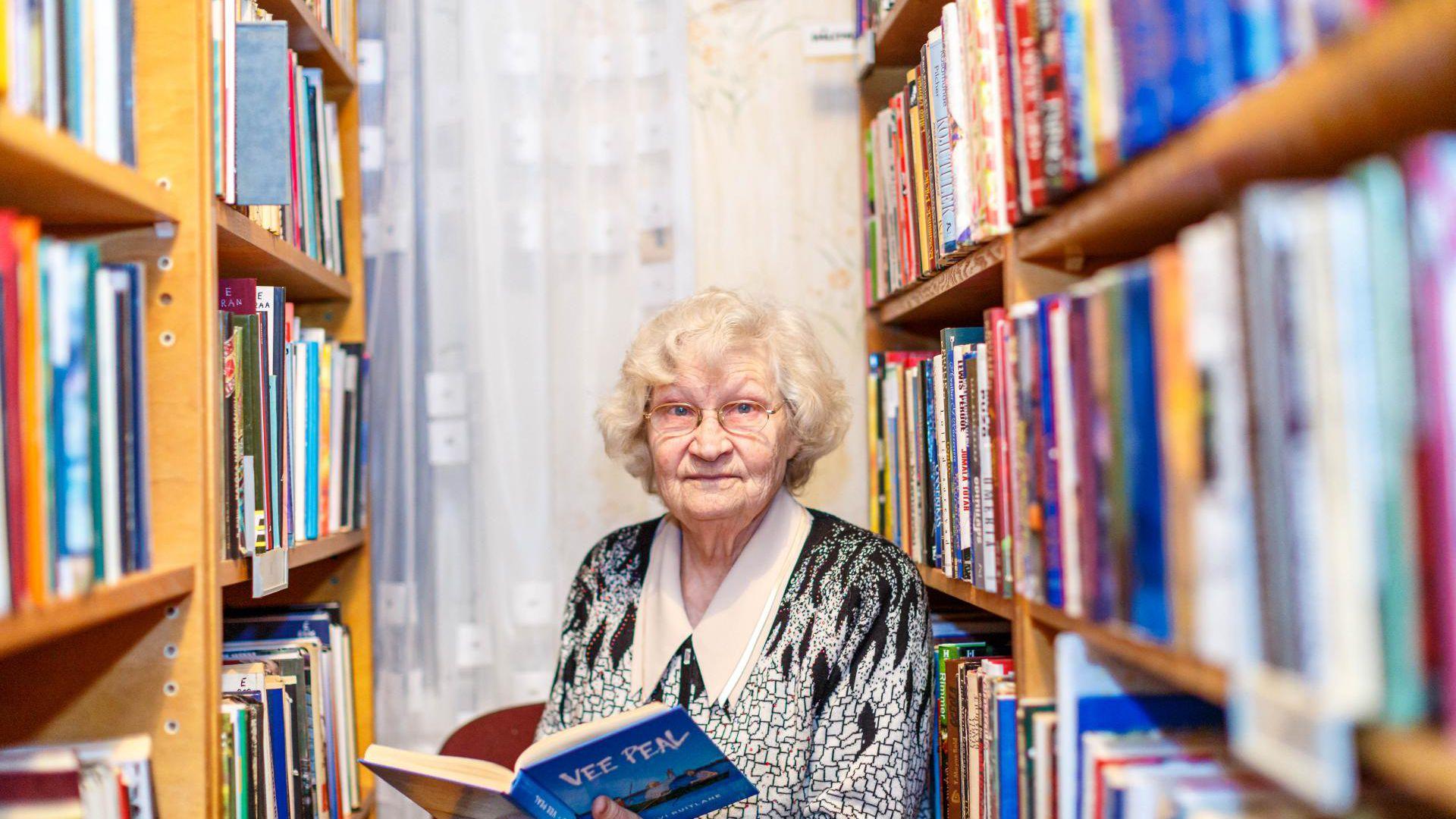 Lea Saaremäe – 60 ja pool aastat raamatukogus