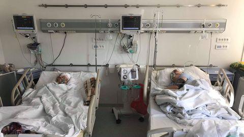 Tegemist on AADC geeniravi ajaloolis väga erilise fotoga – Aimar vanima geeniravi saanud patsiendina on haiglapalatis koos kõige noorema ravi saanud AADC patsiendiga, pisikese Kanadast pärit neiuga, kelle operatsioon toimus paar päeva enne Aimari oma.