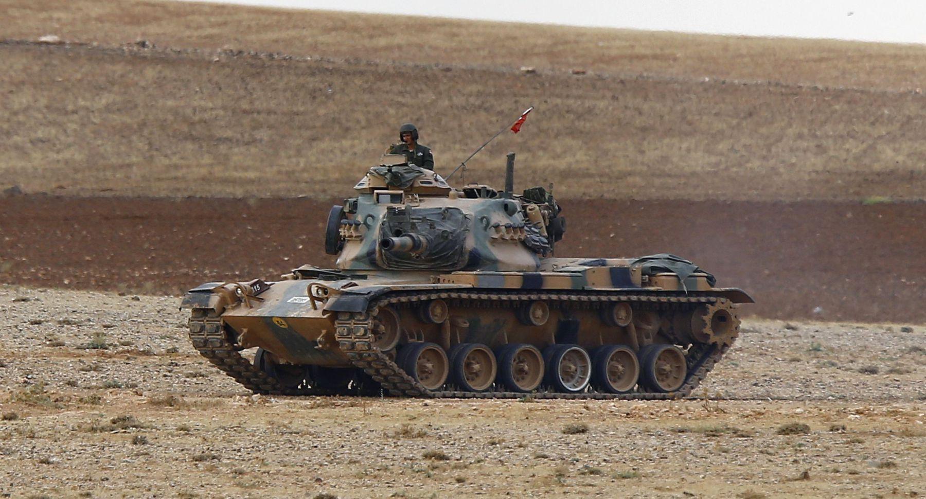 Курды отклонили предложение Москвы: подождем пока они увидят турецкие танки
