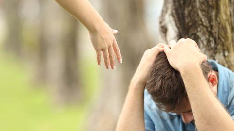 Nõuanded depressiooni all kannatava inimese aitamiseks.