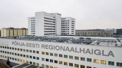 Põhja-Eesti Regionaalhaigla PERH.