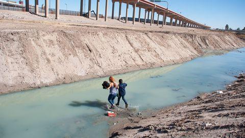 USA lubab Mehhikos ootavatel varjupaigataotlejatel riiki siseneda