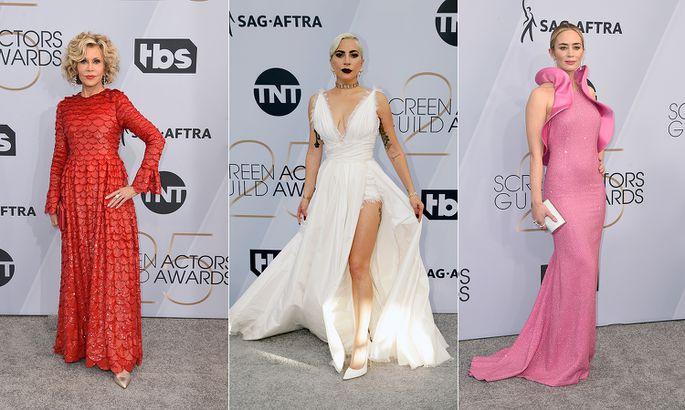 ff72ab9acc1 ТОП-10 самых восхитительных платьев с красной дорожки Screen Actors ...