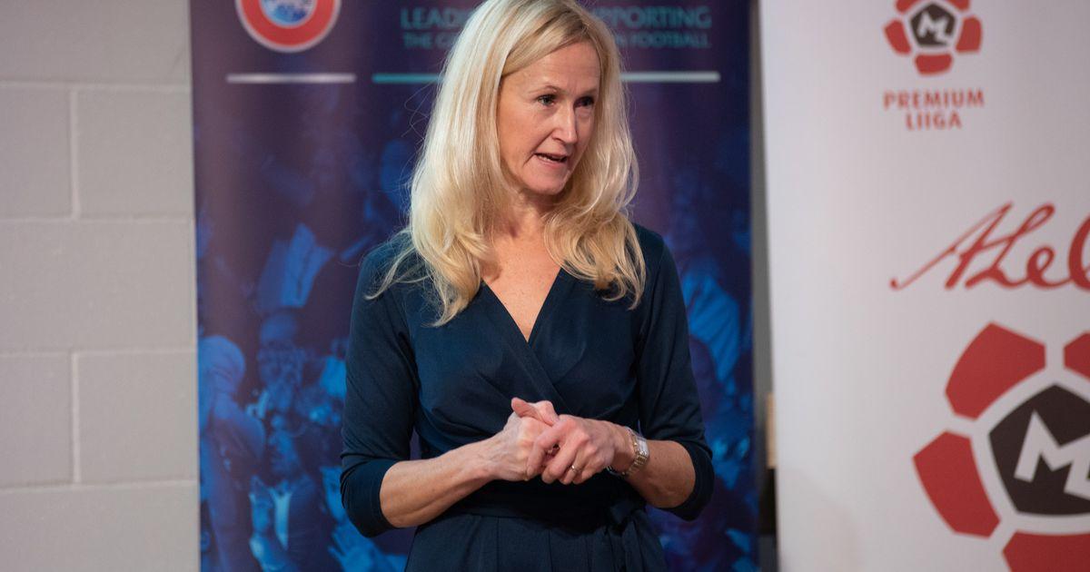 c546b6382c8 Eestlanna jätkab Euroopa naiste jalgpalli juhtimist - Uudis.eu