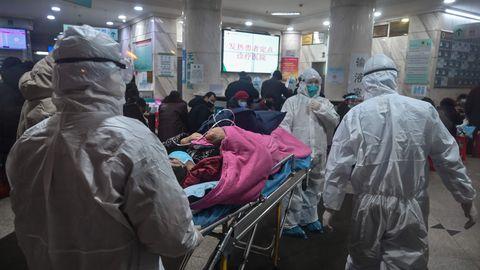 Hiinas inimesi murdva uue viirushaiguse puhul on alguses raske eristada seda tavalisest külmetusest.