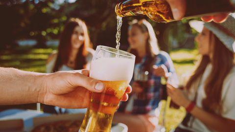 Alkoholi joomine soodustab vedelikupuuduse teket.