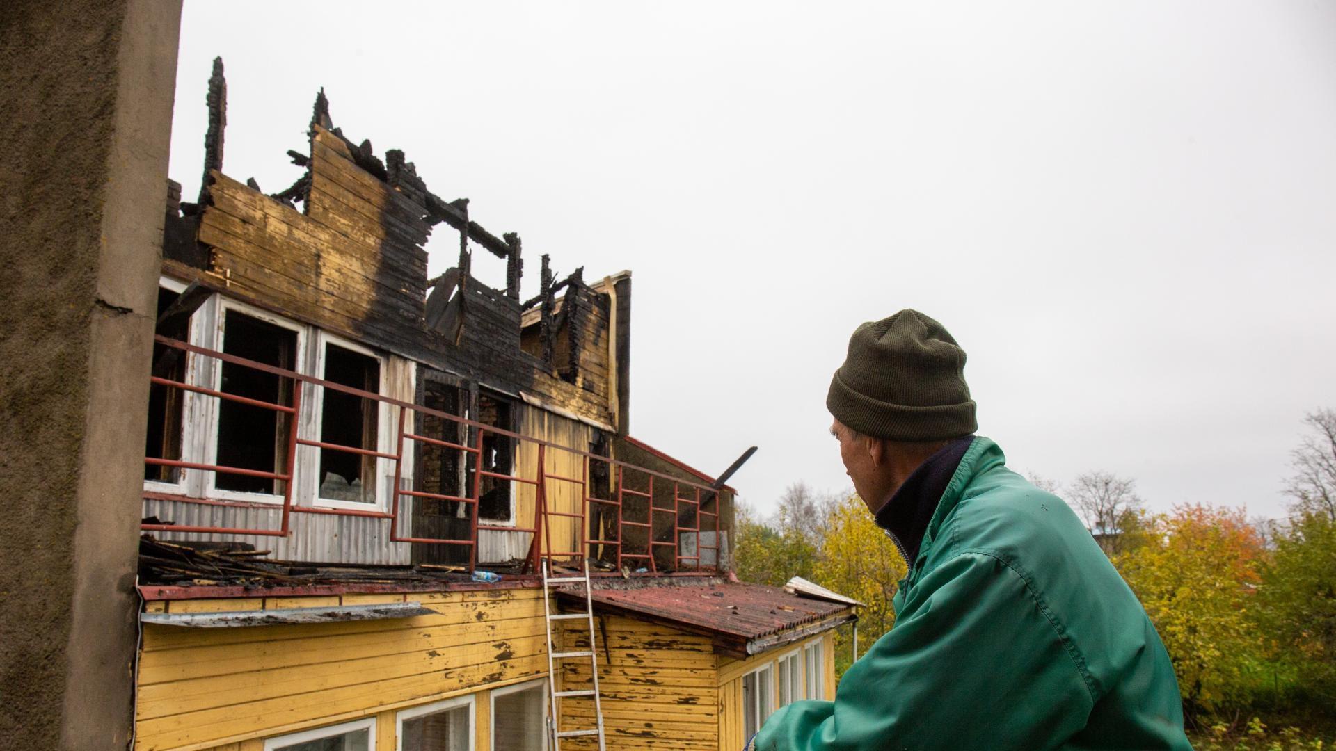 Tuleõnnetuses jättis oma elu eakas abielupaar