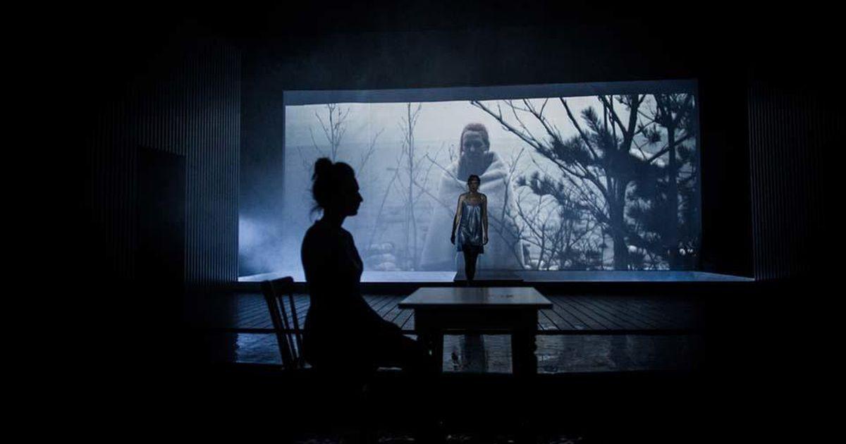 Vanemuise «Persona» kui mannetu koopia filmist
