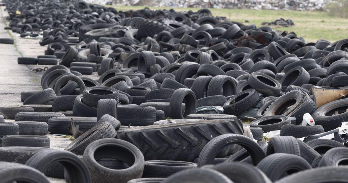 Eesti ettevõte toodab vanadest rehvidest kütteõli