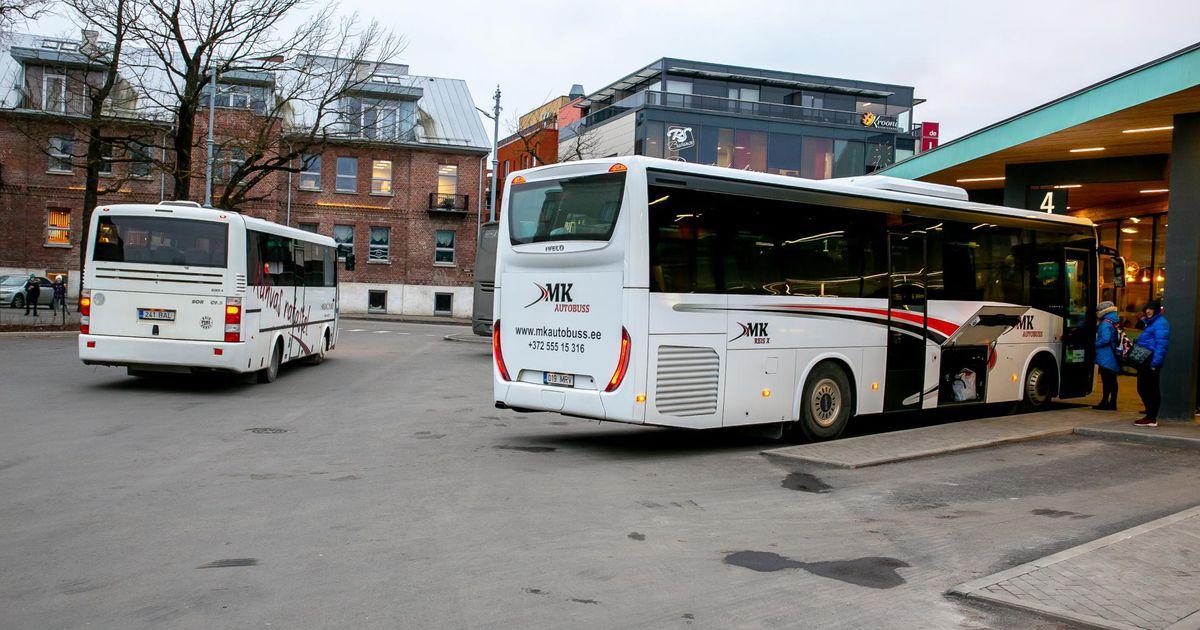 Täienes maakonnabussides tasuta sõitjate nimekiri