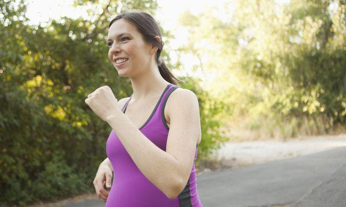 ff3e20d095f Kuus müüti raseduse ajal jooksmisest - Tervis - sõbranna.ee