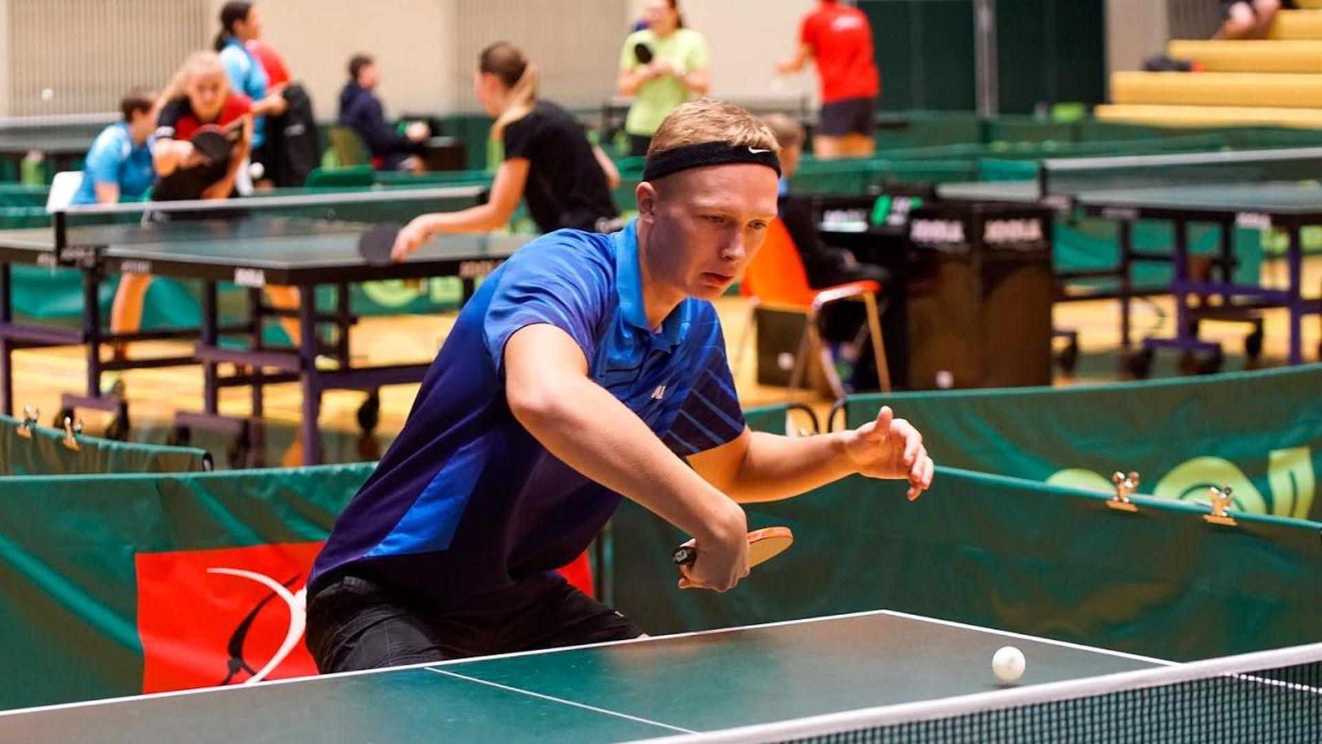 Mihkel Pae võitis Eesti meistrivõistlustel kaks pronksmedalit