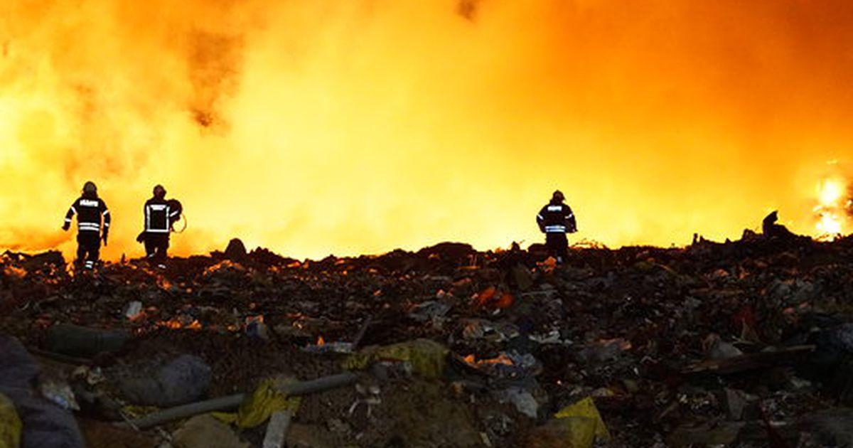 Peruu pealinnas Limas hävitas suur tulekahju mitu hoonet