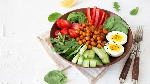 Selleks, et sooles oleks kasulikud bakterid, tuleks süüa palju puu- ja juurvilju ning valke saada liha asemel kaunviljadest.