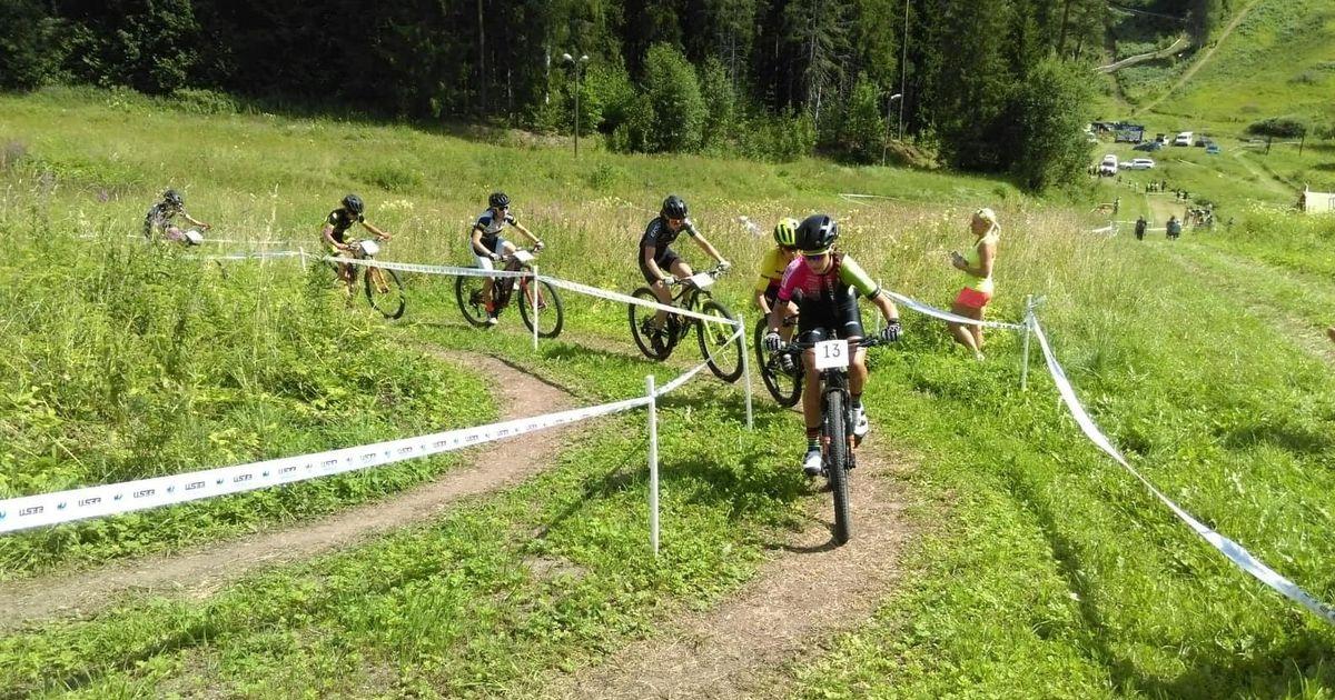 Olümpiakross sujus Lääne-Viru ratturitel Haanjas hästi