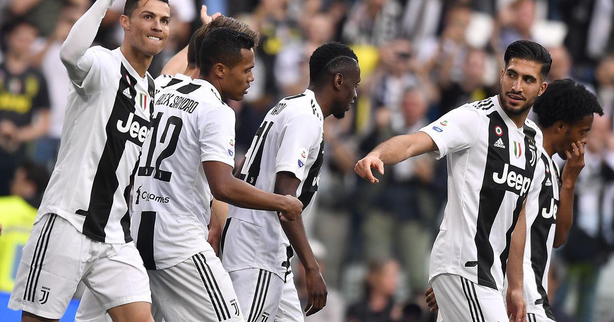 Juventus kindlustas kodupubliku ees kaheksanda järjestikuse meistritiitli