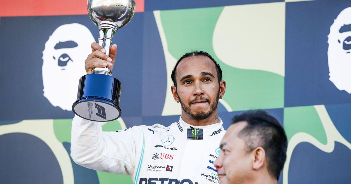 Endine vormelitäht: Hamiltonist ei saa iialgi nii suurt kui Schumacher