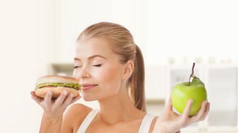 Kui burgerid võivad tekitada sõltuvust, siis õunte söömine on tunduvalt tervislikum.