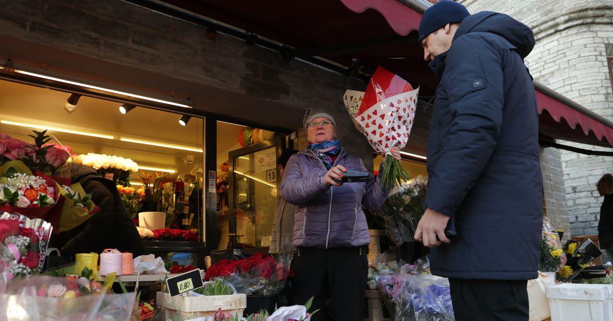 c6e45f3985b Galerii: naistepäeva hommik Tallinnas Viru tänaval - Uudis.eu