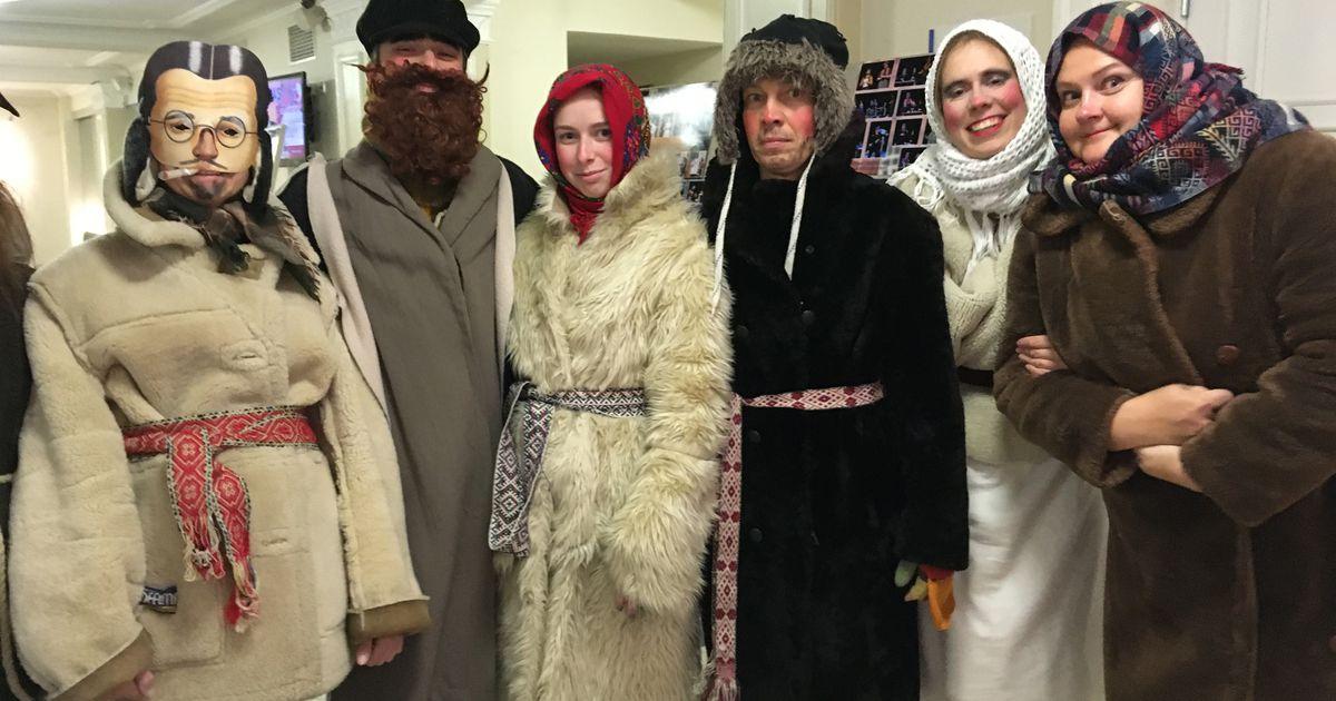 Õpetajate teatrifestivali avasid jandisandid