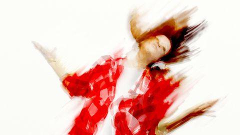 Kui Katerina silmad suleb, pole tal raske ette kujutada, et tantsib jälle.