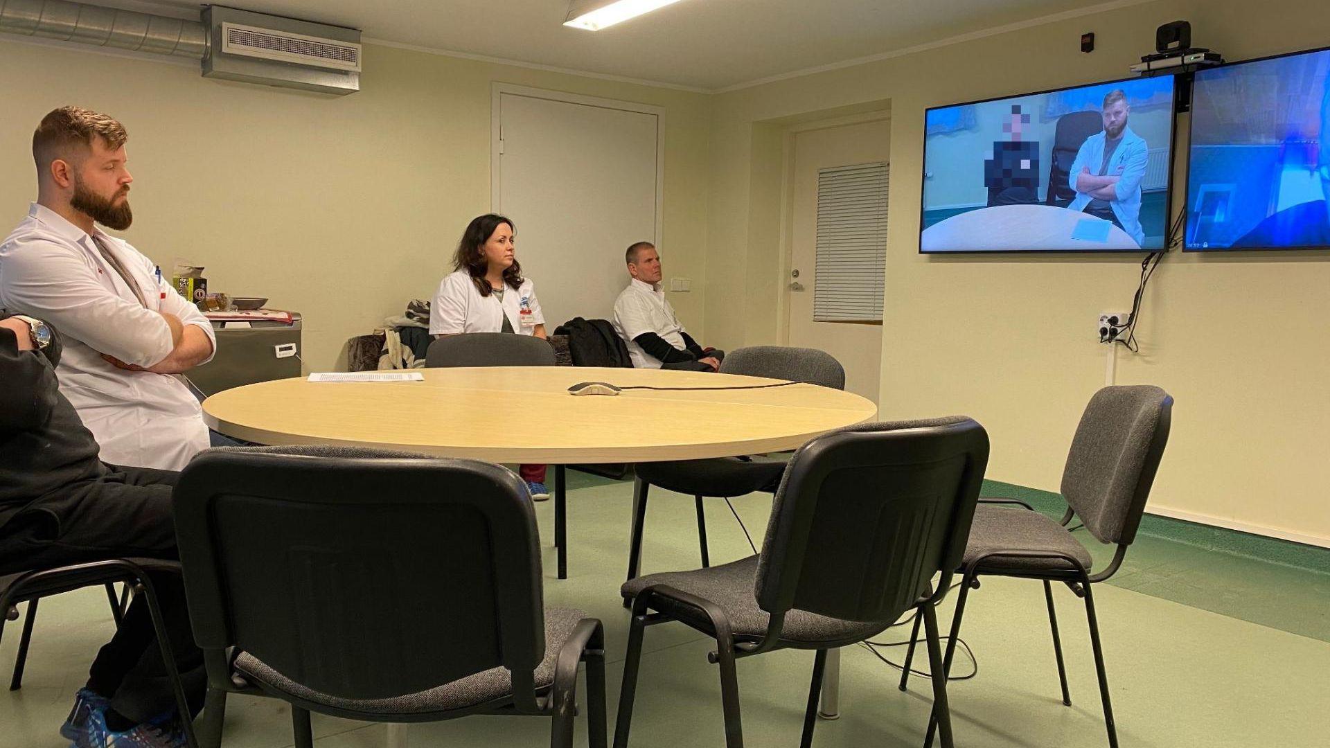 Viljandi haiglas peeti virtuaalistung: