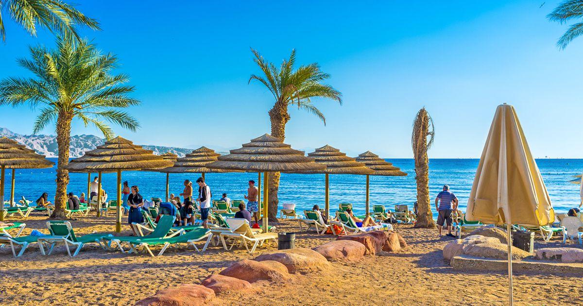 Tänased reisileiud: lõõgastav puhkus Eilatis vaid 53 euro eest
