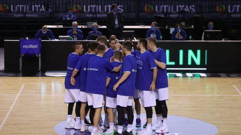 Eesti korvpallikoondis püsib pingereas 30 parema hulgas, EMile pääsemine näib FIBA silmis lihtne