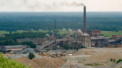Kiviõli Keemiatööstus.