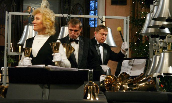 1710cdbe2d9 Arsise kellade ansamblid toovad Viljandi Pauluse kirikusse jõulutunnet  11.detsembril kell 18.