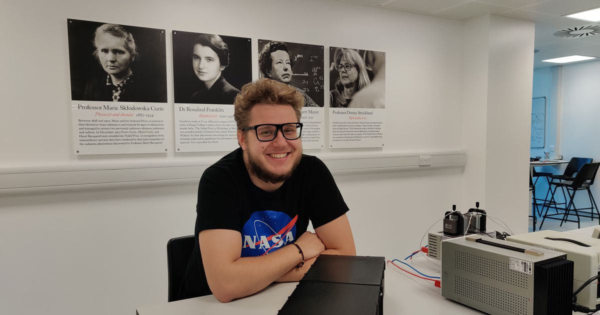 Luminori stipendiumi pälvis Londonis õppiv astrofüüsika ja kosmoloogia tudeng