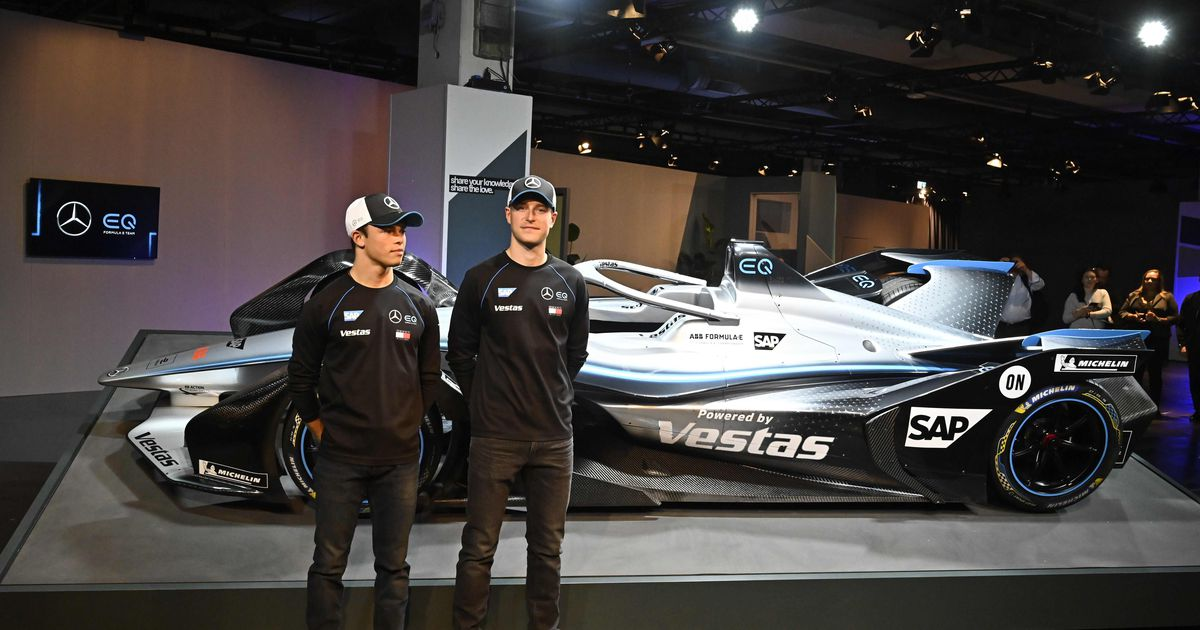 Mercedes liitub Vormel-E sarjaga