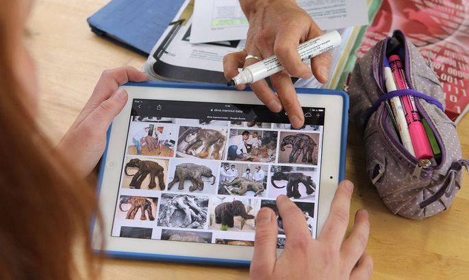 8630bca4250 Tahvelarvuti on multifunktsionaalne nutiseade ja sobib hästi nii  meelelahutuseks kui ka koolitööde tegemiseks.