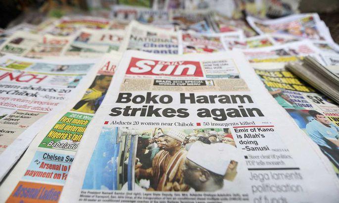 9935efdd892 Nigeeria eilsed lehed tõdesid, et kardetud islamistid on taas rünnanud.